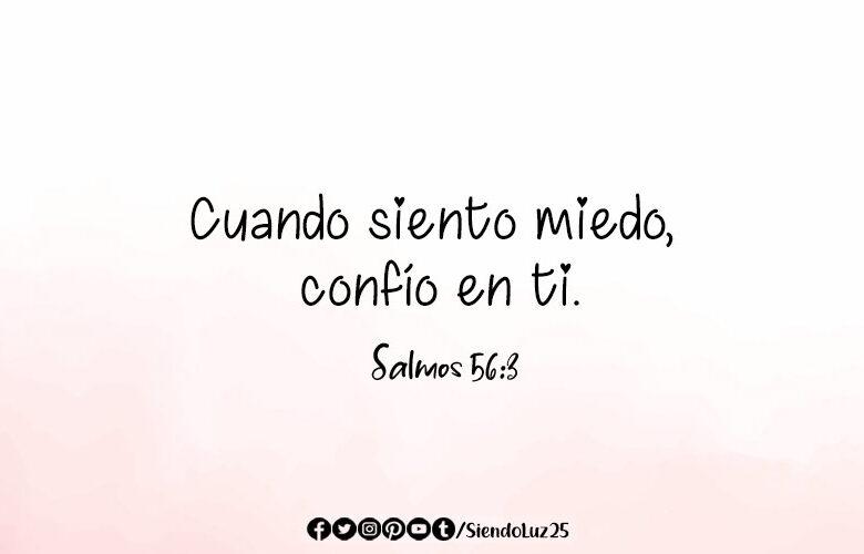 Salmos 56:3