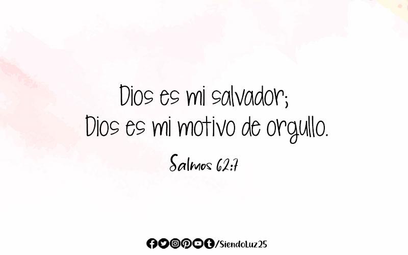 Salmos 62:7
