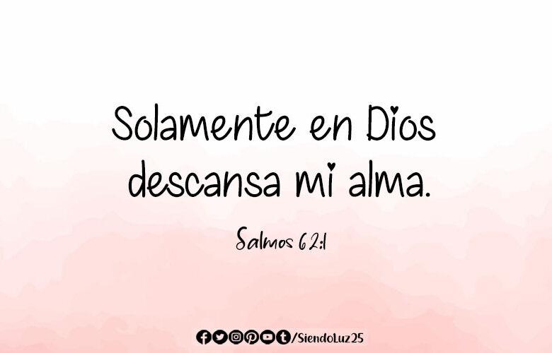 Salmos 62:1
